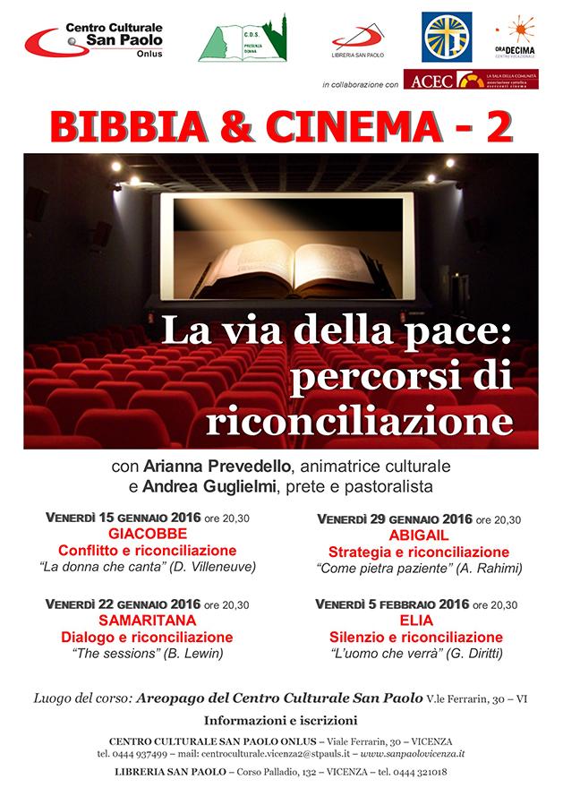bibbia e cinema 2016