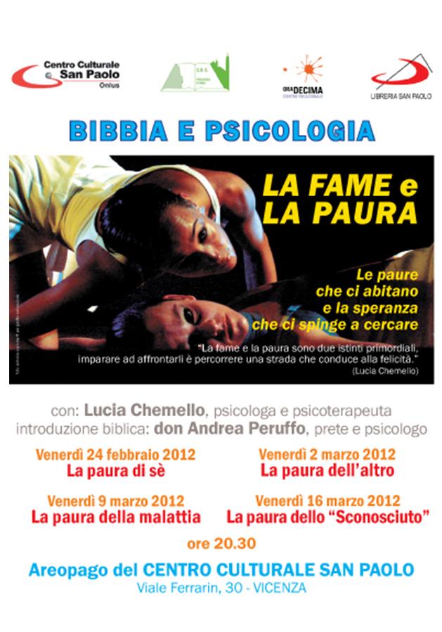 bibbia e psicologia 2012